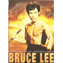 Mini Poster Bruce Lee - A Furia Do Dragao -tamanho 13,8x18,0