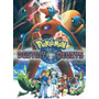 Pokemon: Destino Deoxys Poster Impressão