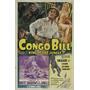 Congo Bill Poster Impressão