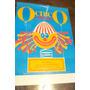 Cartaz Circo Antigo Palhaço Original Aurora 35 Anos Raro