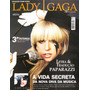 Revista Pôster Lady Gaga Raríssima = 2 Superpôsters 26x40cm!