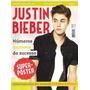 Revista Pôster Justin Bieber Raríssima = Gigante 52cmx 81cm!
