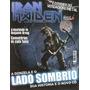 Revista Pôster Iron Maiden Rara Eddie = Poster 27cm X 42cm!