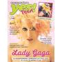 Revista Pôster Lady Gaga Raríssima = Com 2 Pôsters + Fotos!