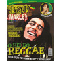 Revista Pôster Bob Marley! = Gigante 52x 81cm! Rei Do Reggae