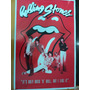 Poster 60x90 Rolling Stones Its Only Rock N Roll But I Like