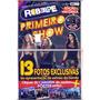 Revista Pôster Rebelde = 48cm X 76cm! Primeiro Show Oficial!