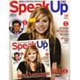 Revista Speak Up Avril Lavigne! = *lacrada* C/ Cd Original!