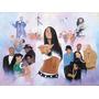 Poster (27 X 22 Cm) Hip-hop Heaven (mini) Kolongi Brathwaite