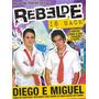 Revista Pôster Rebelde Diogo E Miguel Christopher Uckermann!