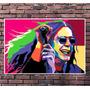 Poster Exclusivo Ozzy Osbourne Sabbath Pop Art Rock 42x30cm