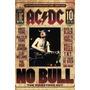 Poster (61 X 91 Cm) Ac/dc - No Bull