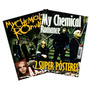 Lote My Chemical Romance C/ Desconto! = 2 Revistas Pôster!