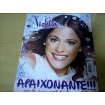 Revista Pôster Disney Violetta Nº02