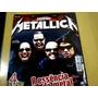 Revista Poster Nº223 Metallica