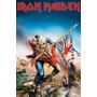 Poster 60x90 Importado Iron Maiden The Tropper