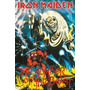 Poster (61 X 91 Cm) Iron Maiden - The Number Of The Beast