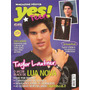 Revista Pôster Taylor Lautner = Jacob Black Robert Pattinson