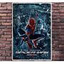 Poster Exclusivo Filme Homem Aranha Spider Comics - 30x42cm