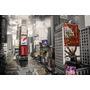 Quadro Decorativo New York Times Square 91,5 X 61,00