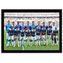 Poster Emoldurado Cruzeiro - Campeão Brasileiro 2013