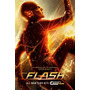 The Flash Poster Em Lona 60 X 90 Cm