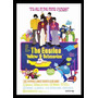 Quadro Poster Cinema Filme Yellow Submarine 0143 C/ Moldura