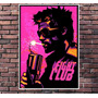 Poster Exclusivo Filme Clube Da Luta Fight Club - 30x42cm