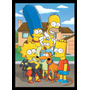 Quadro Poster Cinema Simpsons 5