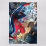 Poster 30x45cm Filmes O Espetacular Homem Aranha 2 Amazing