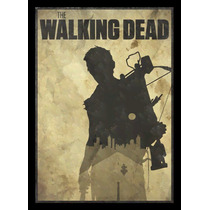 Quadro Poster Cinema The Walking Dead 8