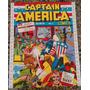 Poster Marvel Universe Capitão América 55x44 - 1 Lado