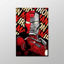 Poster 40x60cm Cinema Filme Iron Man - Homem De Ferro