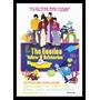 Quadro Poster Cinema Filme Yellow Submarine