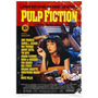 Poster Cinema Filme Pulp Fiction