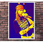 Poster Exclusivo Axl Rose Guns