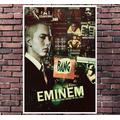 Poster Exclusivo Eminem - Rap - Hip Hop - Tamanho 30x42cm