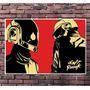 Poster Exclusivo Daft Punk - Electro Pop - Tamanho 42x30cm