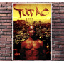 Poster Exclusivo Tupac Shakur Rap Rapper Hip Hop - 30x42cm