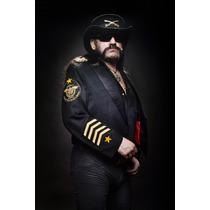 Motorhead - Lemmy - Poster Em Lona 60x90cm - Modelo 2