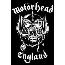 Motorhead - Lemmy - Poster Em Lona 60x90cm