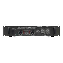Amplificador Áudio Ciclotron W Power Ii 6800 Ab