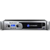 Amplificador Xls1500 127v 2400w Rms - Crown