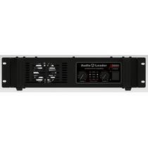 Amplificador De Potência Audio Leader Al3000 3.000 Watts Rms