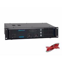 Amplificador De Potencia Oneal Op-2000 580w Progama Musical