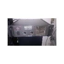 Amplificador Ciclotron Wattsom Dbk 3000 750 Rms