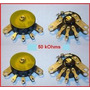 Potenciômetro Miniatura 50k Com Chave Rádio Transistor