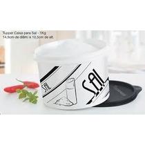 Tupper Caixa De Sal Linha Retrô - Tupperware