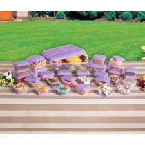 Tupperware Tapoer 30 Potes - Organize Sua Cozinha - Similar