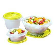 Kit Tigelas Sensação Fresh Tupperware